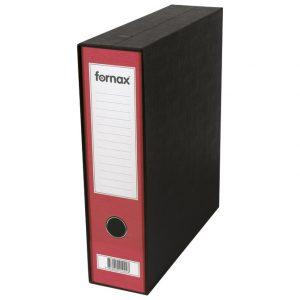 Registrator A4 široki u kutiji Prestige Fornax 402334 (13462) crveni