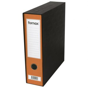 Registrator A4 široki u kutiji Prestige Fornax 402335 (13464) narančasti