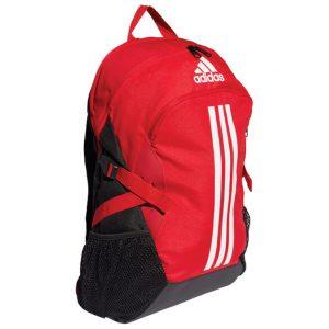 Ruksak školski-notebook Power 5 Adidas FJ4459 crveni