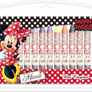 Boje voštane 1/12 Disney Minnie bls P24/144 NETTO