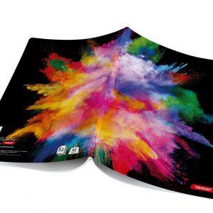 Bilježnica A4 Target Rainbow