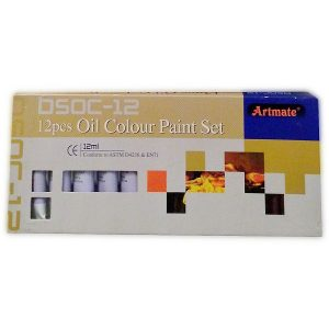 Uljana boja Artmate 12/1 12x12ml