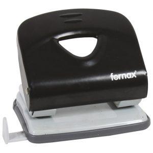 Bušač 2 rupe do 30 listova Fornax crni