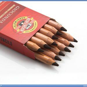 Ugljen olovka crna koh-i-nor