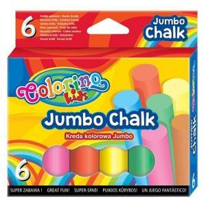 Kreda colorino u boji 6 kom