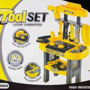 Radni stol s alatom WORKBENCH