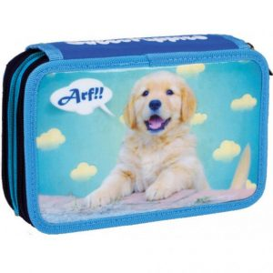 Sweet pupies etui 3 zip s priborom