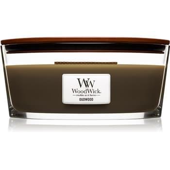 Woodwick mirisna svijeća Oudwood, elipse