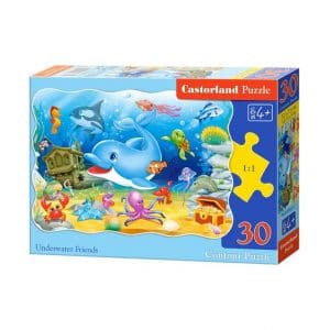 Puzzle 30 kom Morski prijatelji