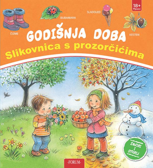 Zbirka Slikovnica s prozorčićima 1-3
