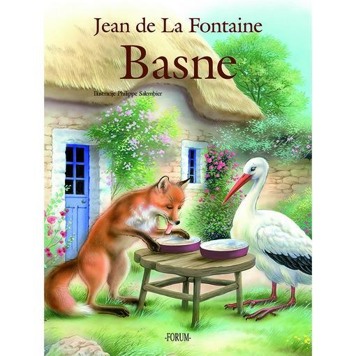 Basne, Jean de La Fontaine