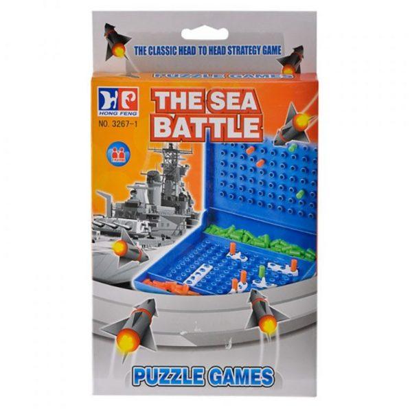 Društvena igra Potapanje brodova - The sea battle