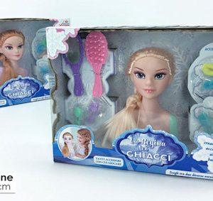 Lutka Frozen za uređivanje