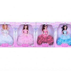 Lutka princeza u haljini Charm Girl